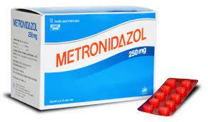Thuốc điều trị nấm phụ khoa Metronidazol